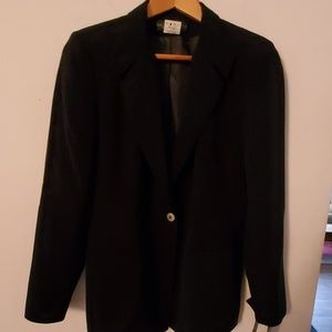 Harve Benard Black Blazer - 8